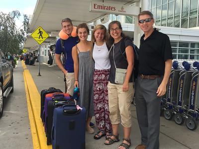 Europe Trip-Aug 2017 (O'Hare)