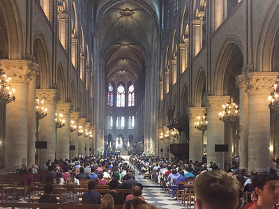 Europe Trip-Aug 2017 (Notre Dame 11)