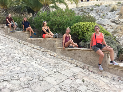 Europe Trip-Aug 2017 (Alicante Castle 2)