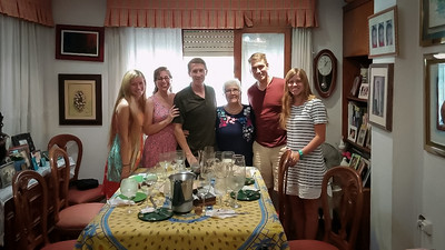 Europe Trip-Aug 2017 (Lunch w Pepa in Alicante)