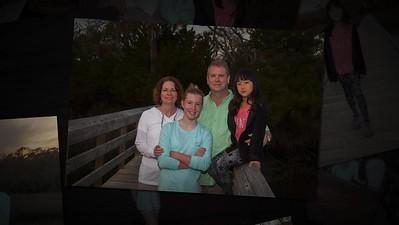 Kesler Family 2018 Video