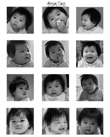 Megan Tang - my lovely little niece