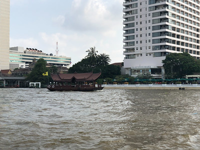 Thailand-Feb 2019 ( Bangkok River Ferry)