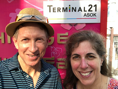 Thailand-Feb 2019 (Bangkok Ferry to Temples)