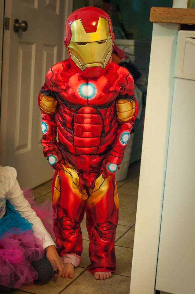 Iron Man - June 5