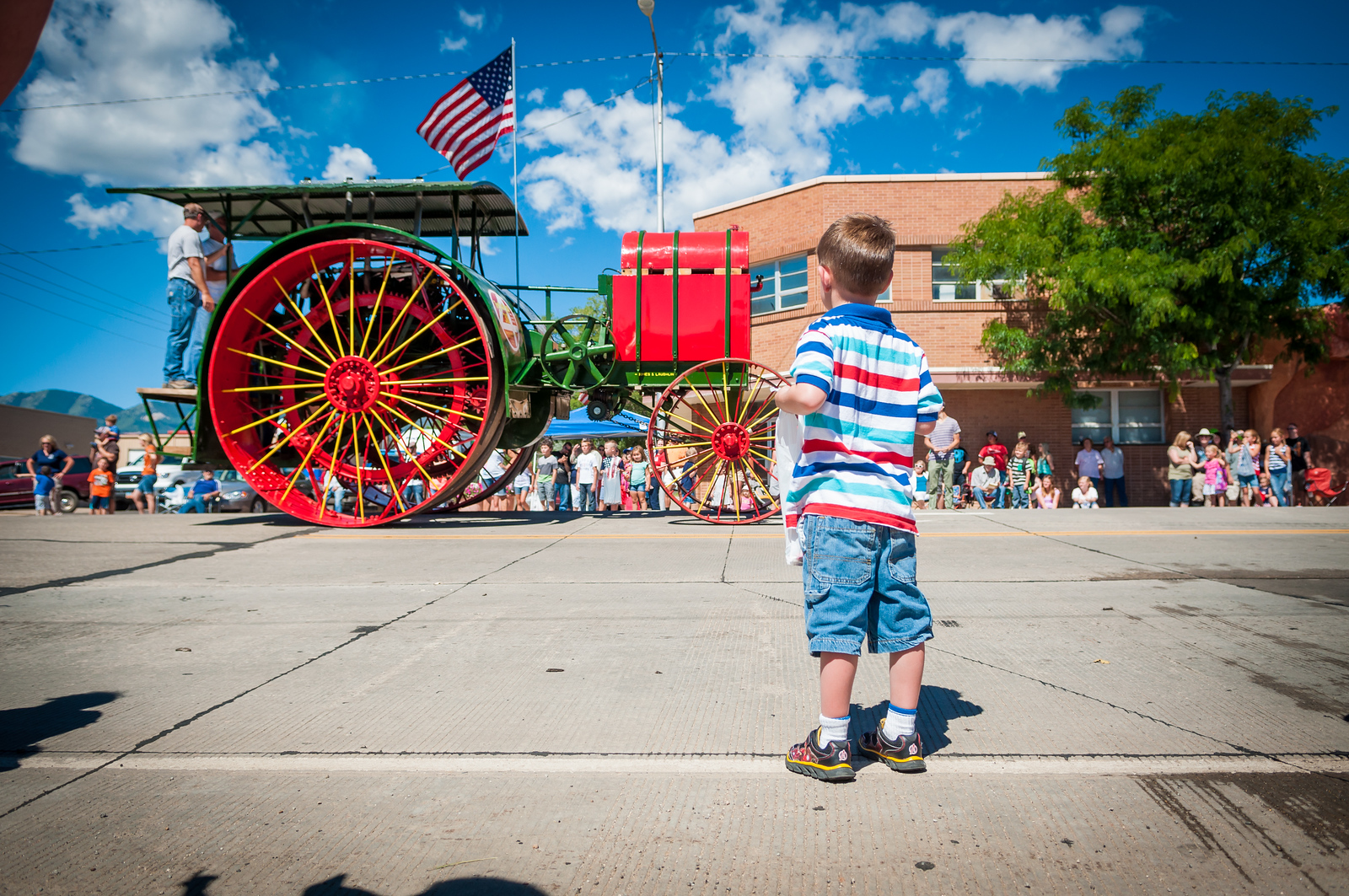 Pioneer Day - July 25