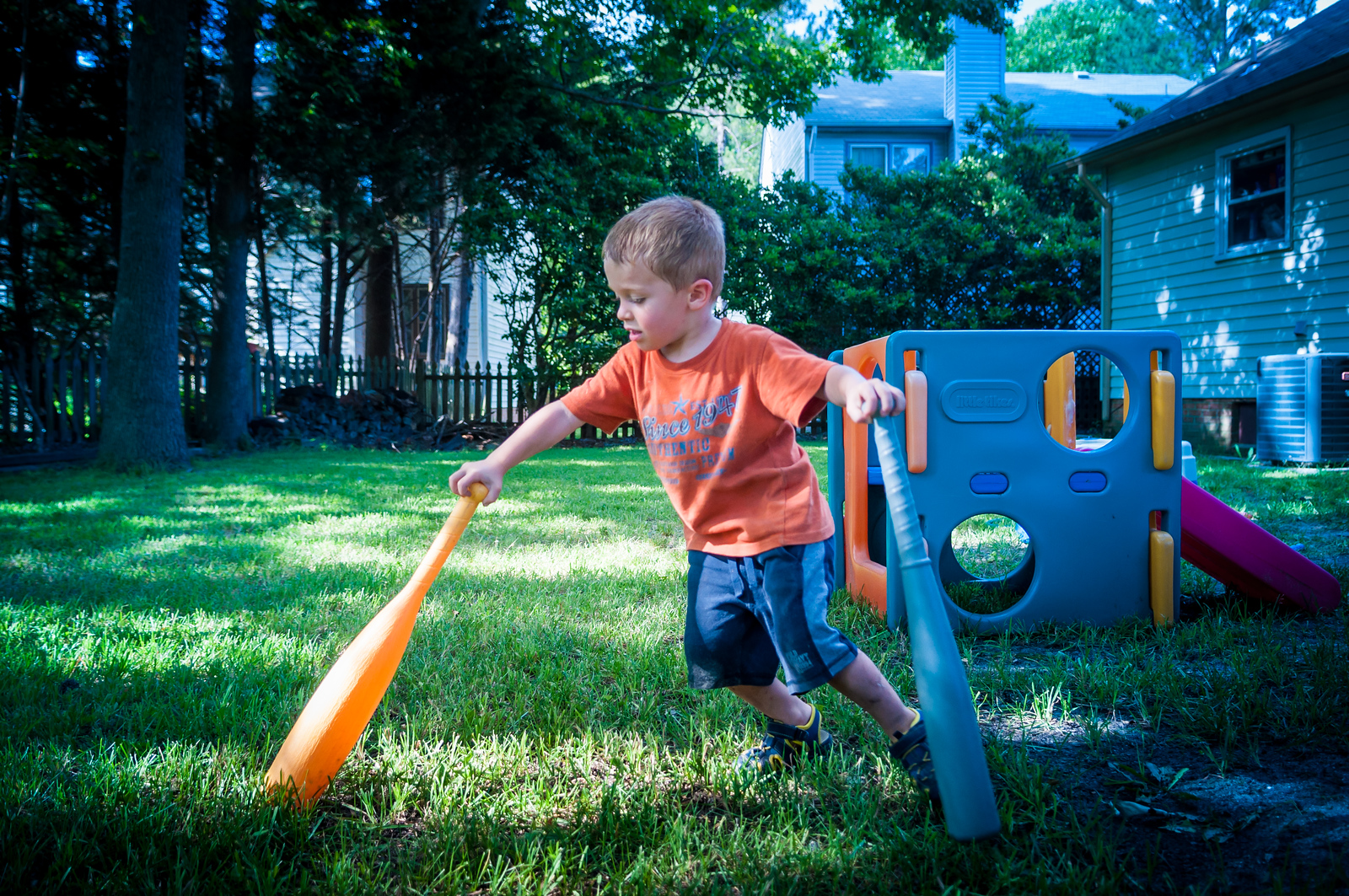 McKay at Play - June 15