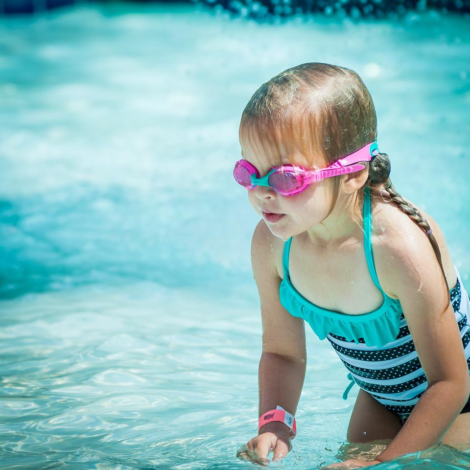 Swim day - July 14