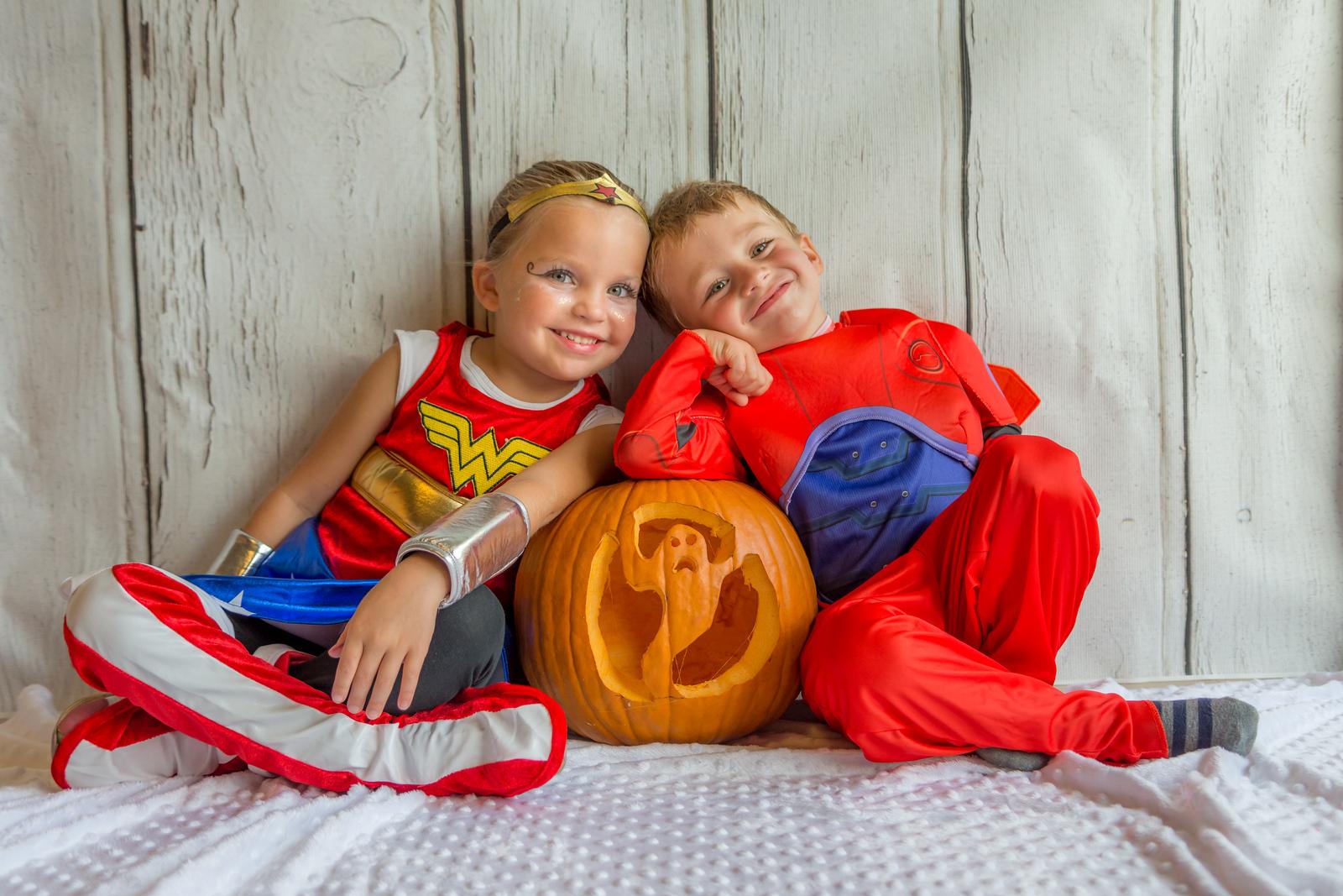 Best Friend Super Heroes