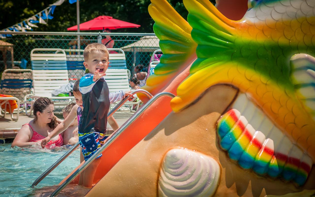 Family Pool Day - June 13