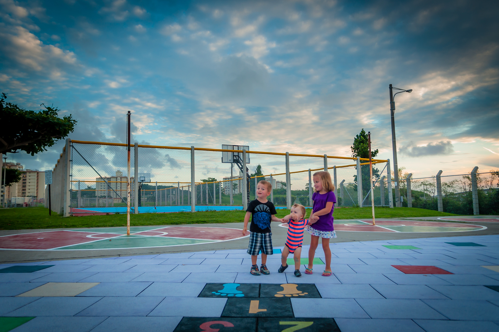 On the Playground - September 3