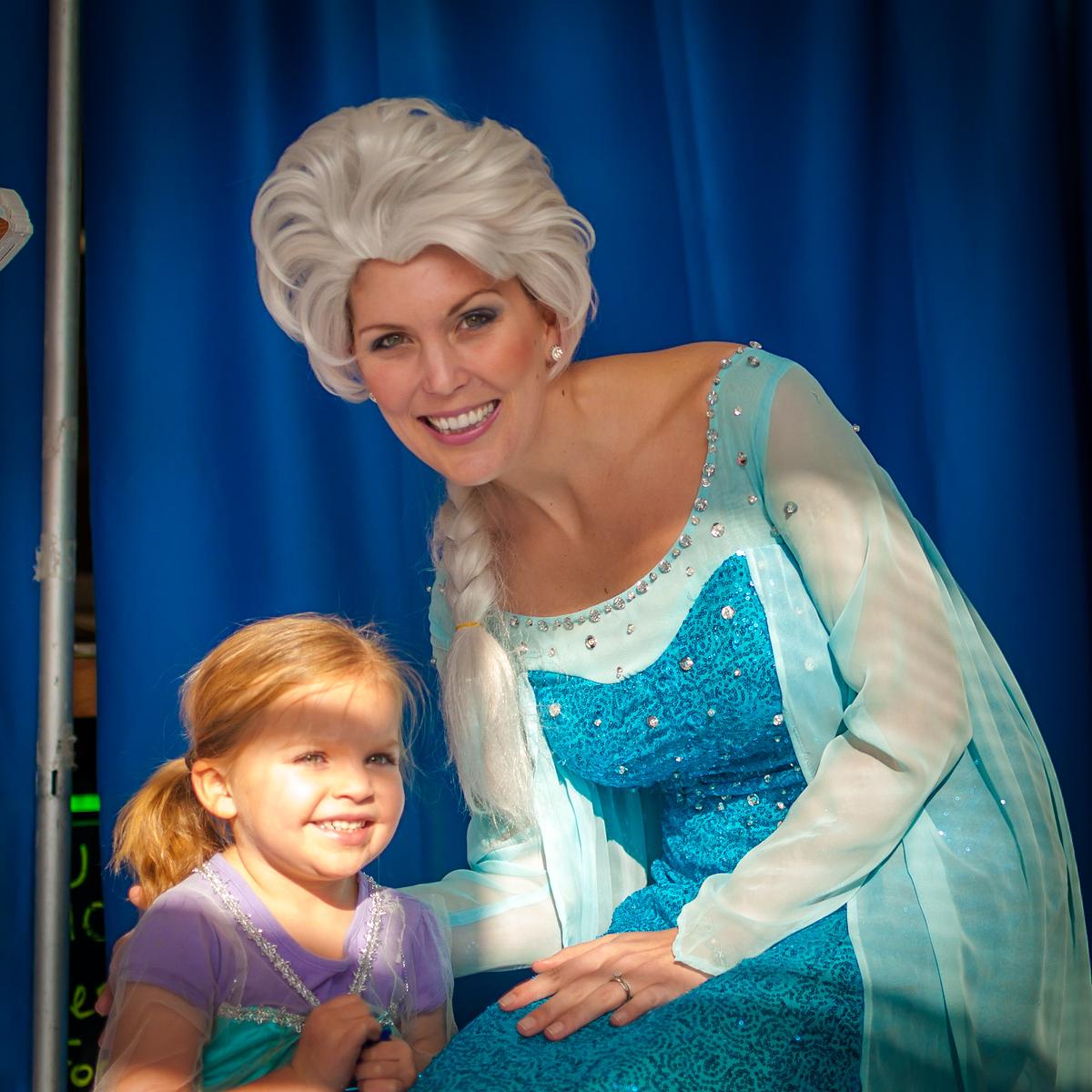 Meeting Elsa