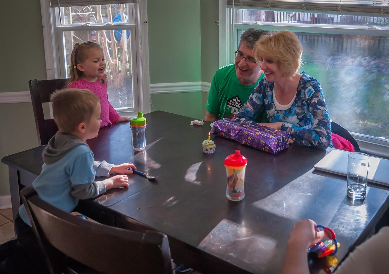 Grandma's Birthday - March 28
