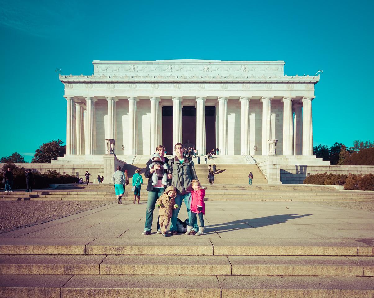 At Lincoln
