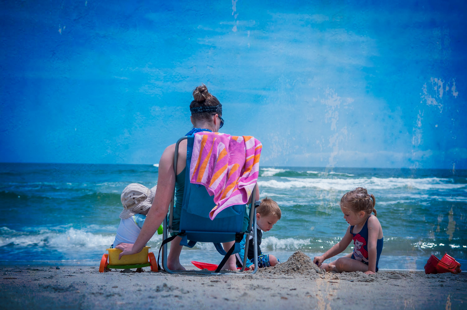 Family Day at the Beach - May 16