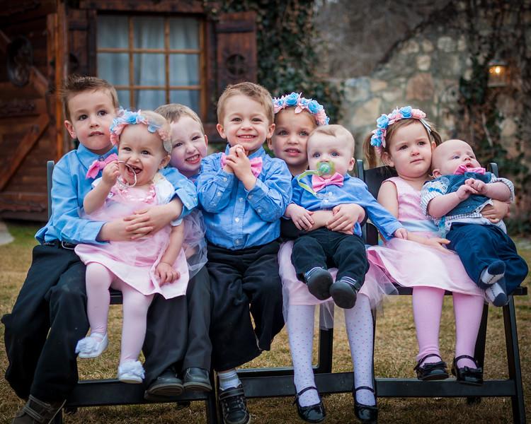 8 Grand Kids