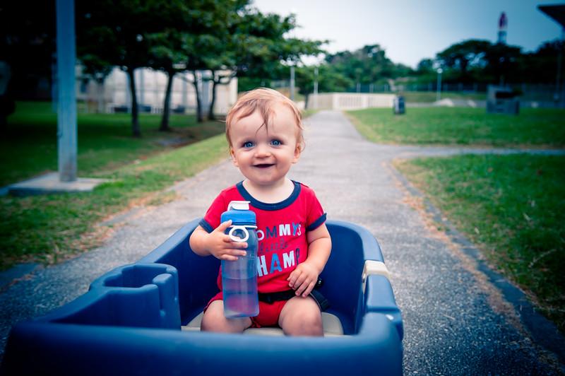 Hayden's Wagon - 15 Sept 2015