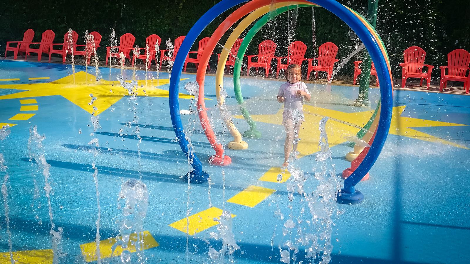 Splash Pad - June 10