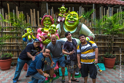 2014 Phil: Isdaan Floating Restaurant