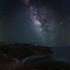 Milky Way over Point Vicente
