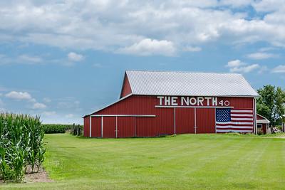 The North 40