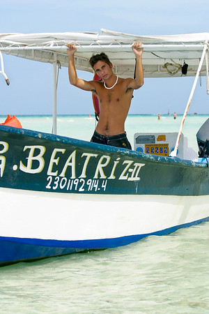 Caribbean guy #2