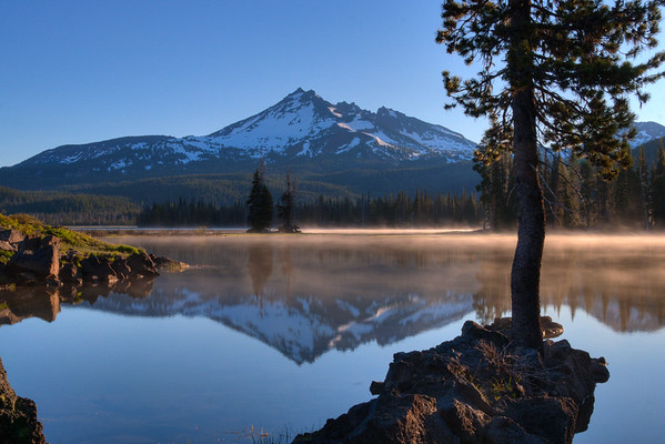 Sparks Lake Morning