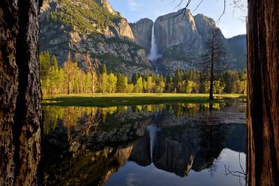 Reflections in Yosemite