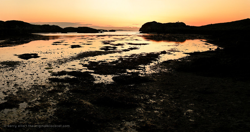 Sunset at Kintra, Isle of Mull, Scotland