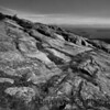 Cadillac Mountain Black and White
