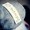 """<b><i>Apr. 18, 2008 (Day 83)</i> <br><br><u>Inveigle: to persuade or obtain by ingenuity or flattery</u></b> <br><br>My """"ingenuity cap"""" was at the cleaners...<br><br>You've likely noticed this cap pop up in many of my SPs in this project. That would be because it's my favorite cap. My late Irish grandfather brought it back from Ireland for me many years ago, and I have loved it ever since."""