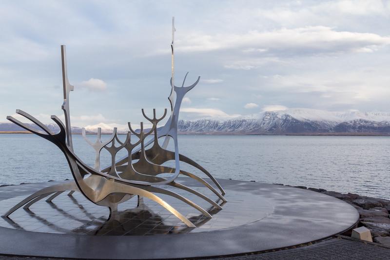 Viking Sculpture
