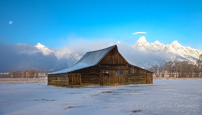 Jackson Barn