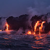 Kilauea Lava Flow One