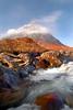 Buachaille Etive Mor. Scotland.