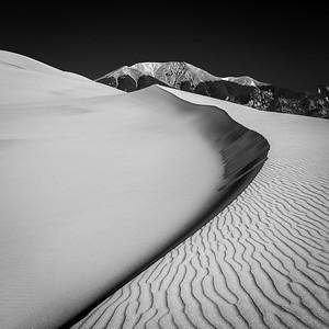Textured Dunes (2018)