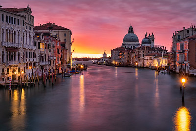 Venice at Sunrise