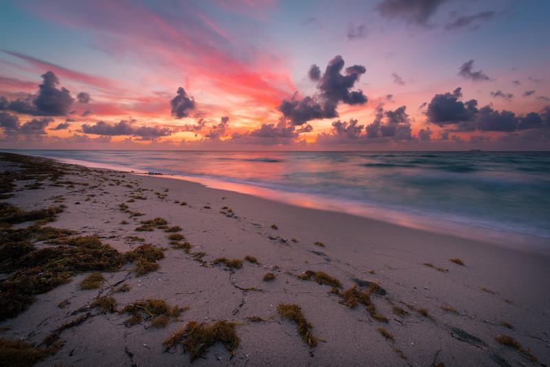 MImai Beach Sunrise