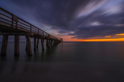 Naples Pier Florida
