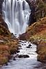 Waterfall near Lochinver. John Chapman.