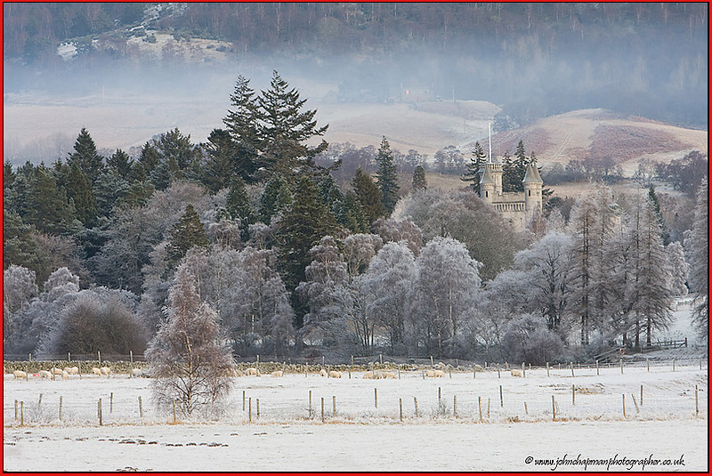 Balmoral Castle Aberdeenshire.