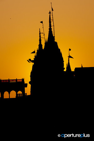 Varanasi Sunset 2