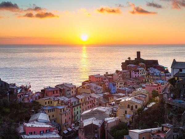 Ligurian Light
