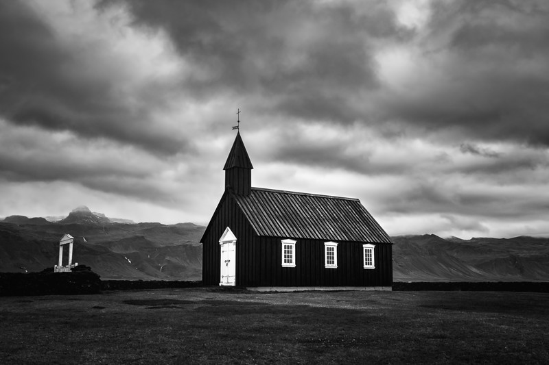 The Church at the End of the Earth