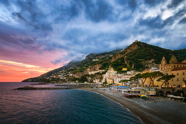On the Shores of Italy