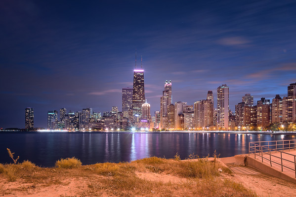 Nights in the Windy City