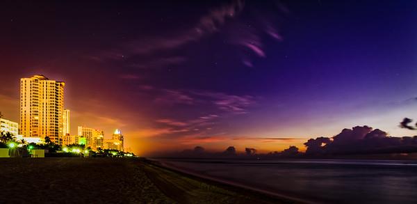 Miami Beach Sunrise