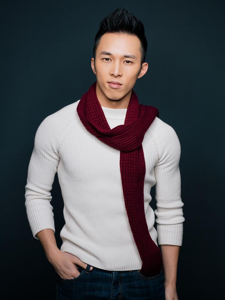 PKENNETHV x PROJECTRIVERGROUND Model:  Freeyon Chung