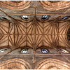 vaulted ceiling of the High Kirk of St. Giles, Edinburgh