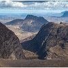 Stac Pollaidh and Suilven from Ben More Coigach